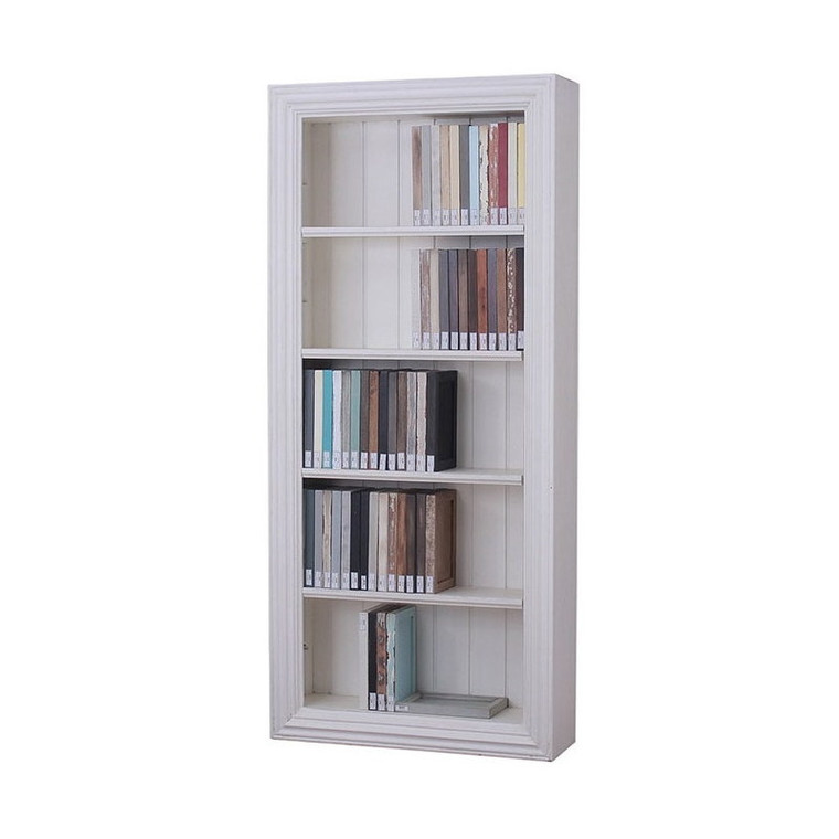 Bramble Sample Color Boards  w/ Display Cabinet - Size: 200H x 90W x 28D (cm)