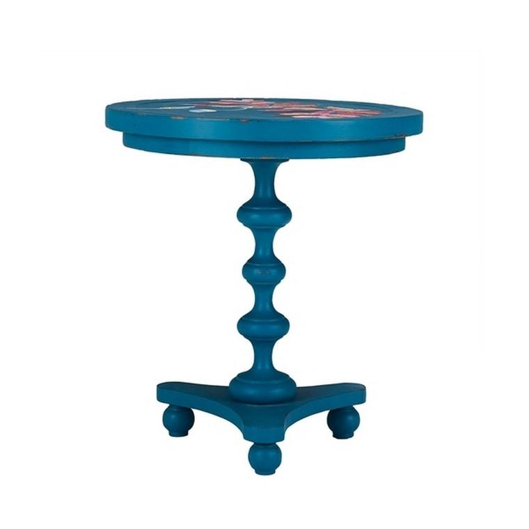 Marquis End Table - Size: 60H x 56W x 56D (cm)