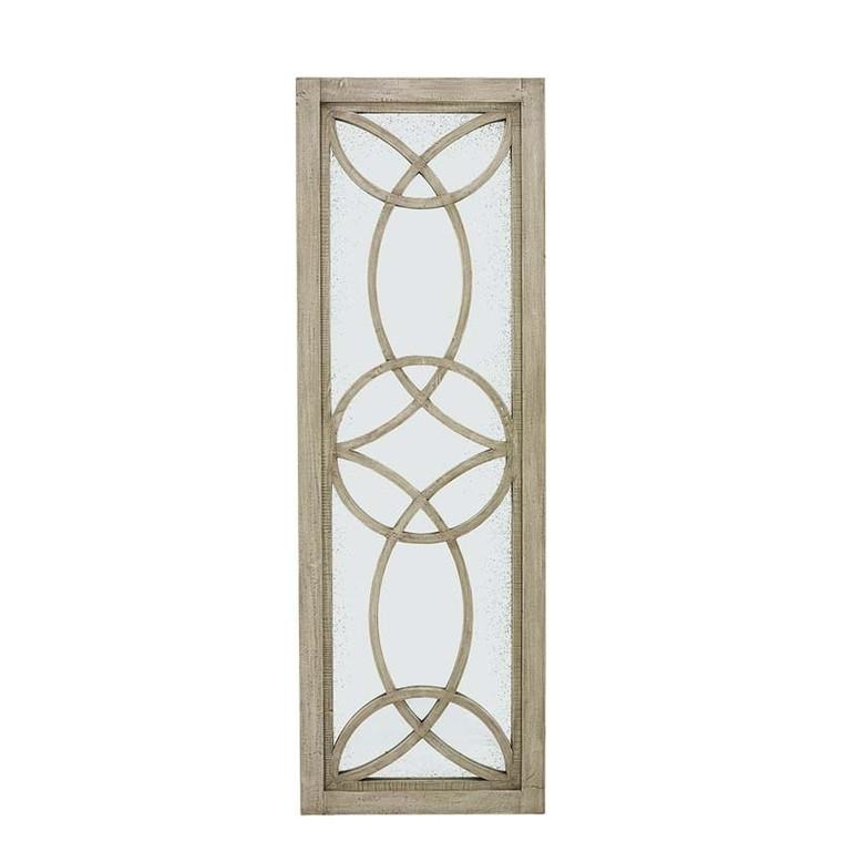 Myriad Panel w/ Glass - Size: 152H x 51W x 3D (cm)