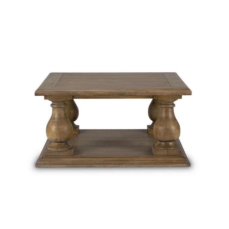 Hemmingway Square Coffee Table - Size: 51H x 99W x 99D (cm)