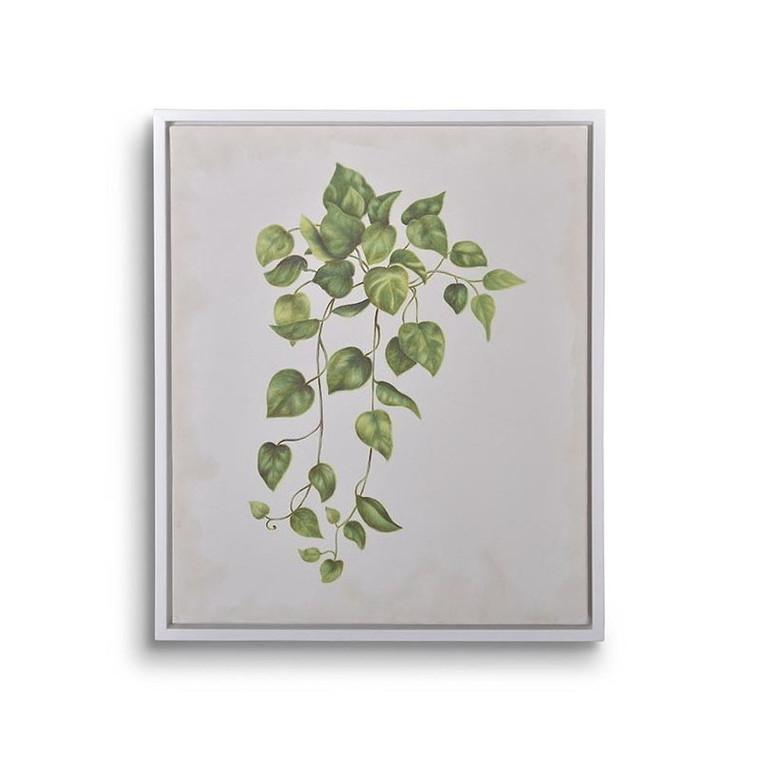 Framed Canvas Custom Art (76 x 91cm) - Size: 91H x 76W x 5D (cm)