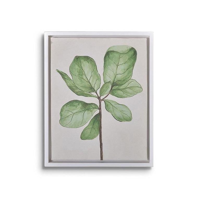 Framed Canvas Custom Art (41 x 51cm) - Size: 51H x 41W x 5D (cm)