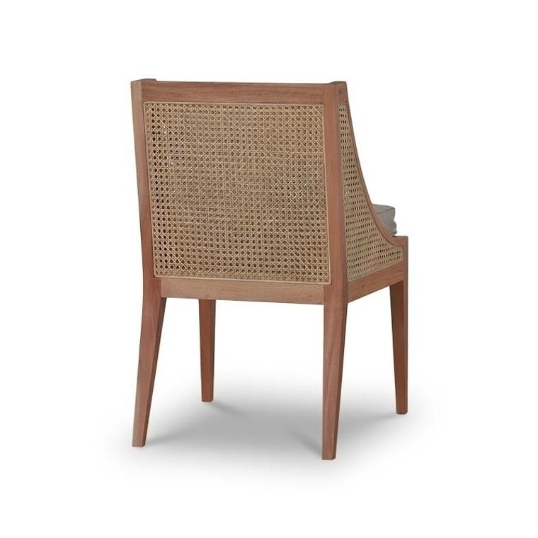 Lloyd Chair - Size: 92H x 58W x 60D (cm)