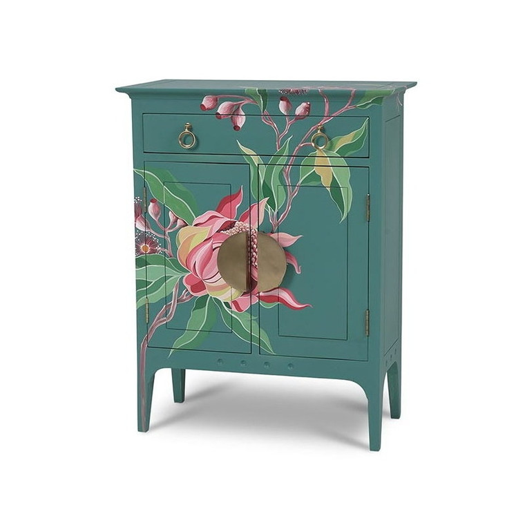 Petite Side Table - Size: 90H x 70W x 36D (cm)