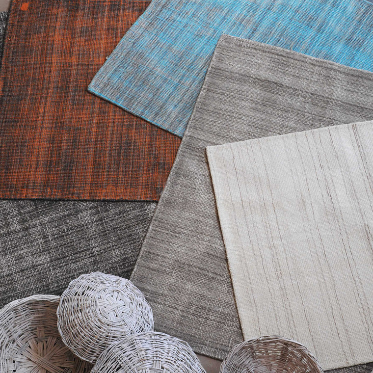 Medanos Charcoal 8 X 10 Rug - Size: 305H x 244W x 1D (cm)