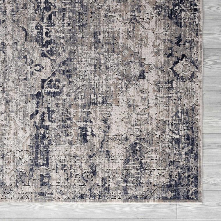 Bethea Gray 8 X 11 Rug - Size: 351H x 262W x 0D (cm)