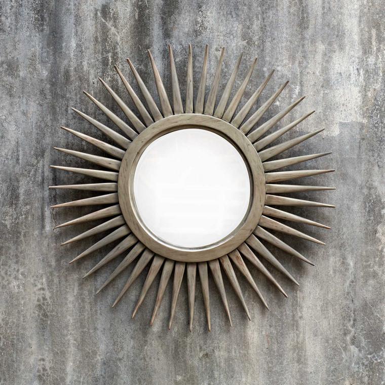 Alia Starburst Mirror - Size: 95H x 95W x 13D (cm)