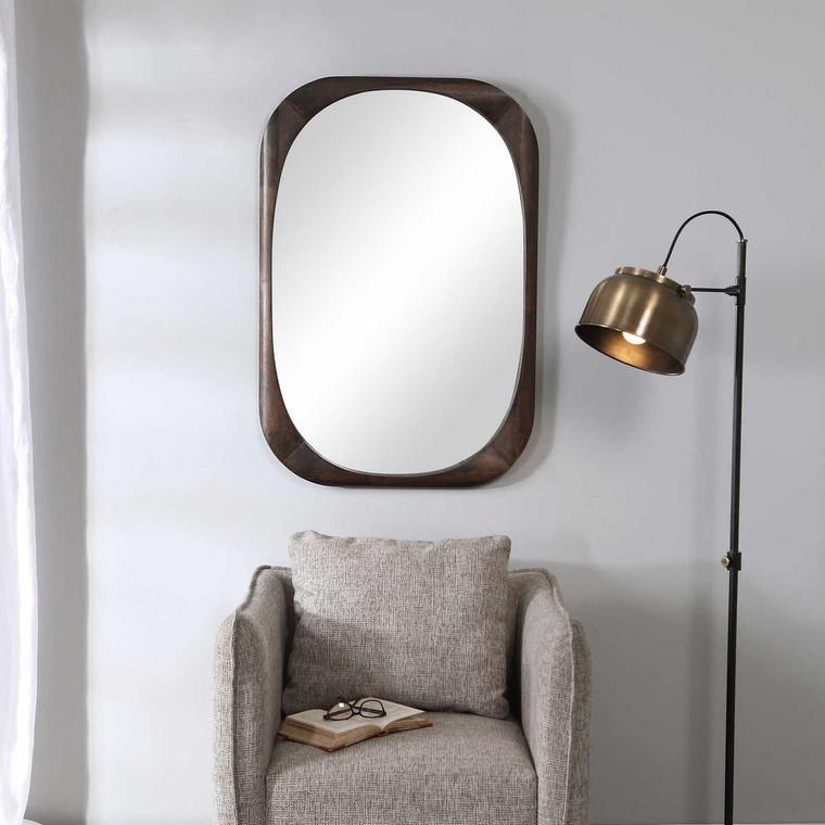 Sheldon Mid-Century Mirror - Size: 97H x 66W x 3D (cm)