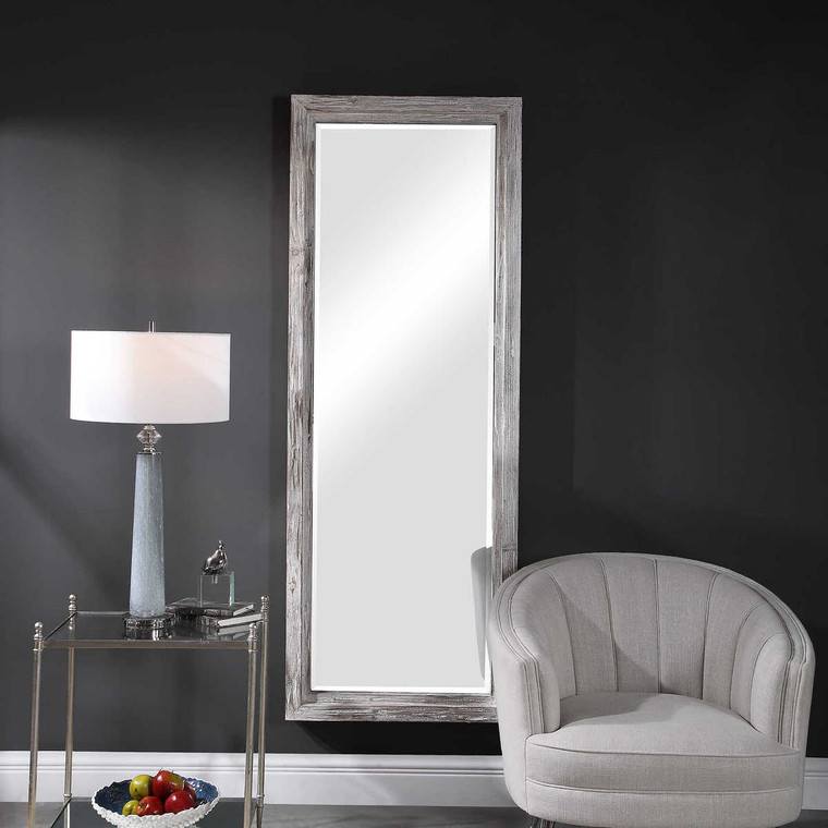 Jestine Dressing Mirror - Size: 193H x 71W x 7D (cm)