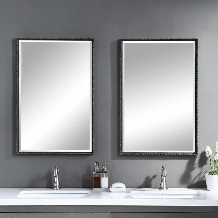 Callan Iron Vanity Mirror - Size: 77H x 51W x 3D (cm)