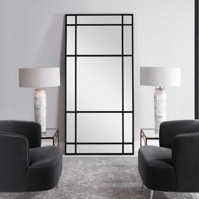 Spurgeon Leaner Mirror - Size: 204H x 102W x 4D (cm)