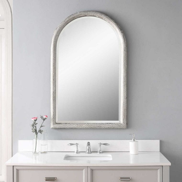 Champlain Arch Mirror - Size: 102H x 66W x 4D (cm)