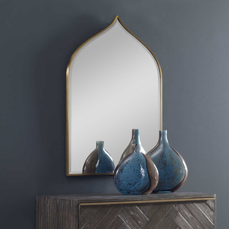Agadir Arch Mirror - Size: 93H x 61W x 2D (cm)