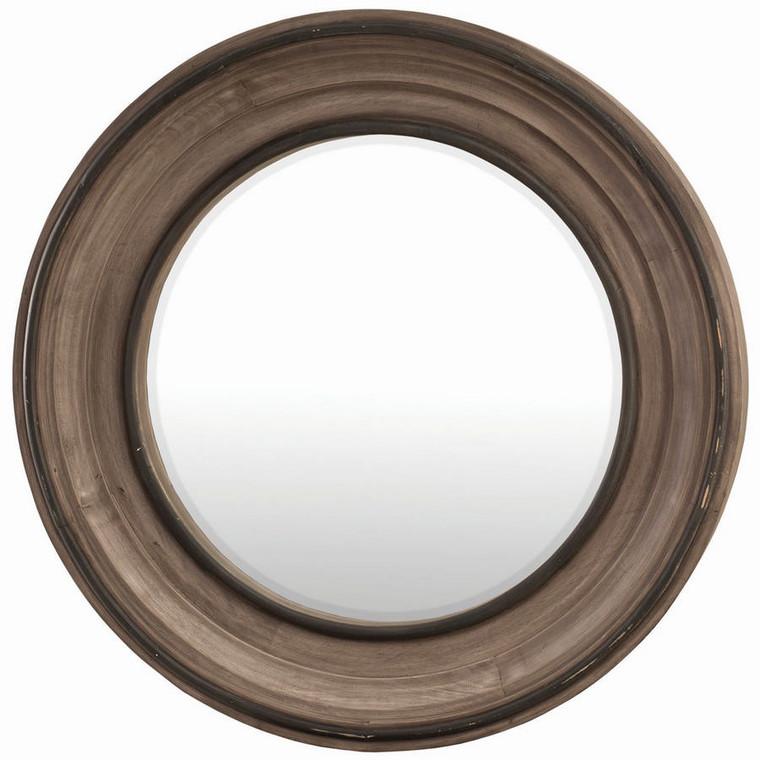 Marina Mirror - Size: 91H x 91W x 10D (cm)