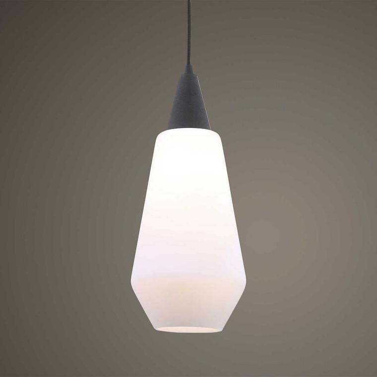 Eichler 1 Light Mini Pendant - Size: 45H x 20W x 20D (cm)
