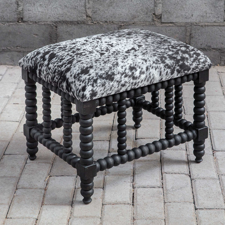 Rancho Small Bench - Size: 48H x 57W x 46D (cm)