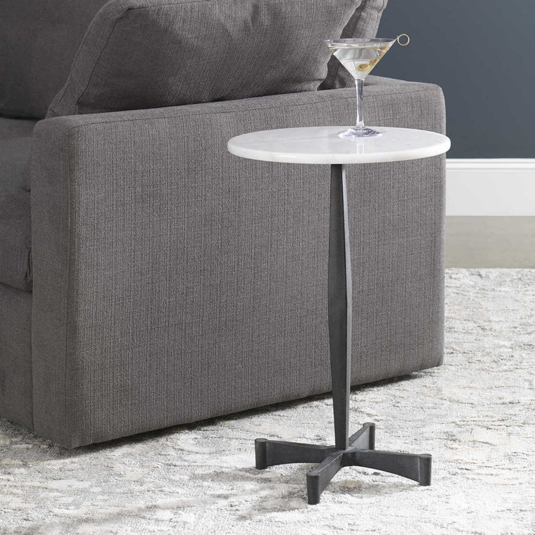 Counteract Accent Table - Size: 61H x 40W x 40D (cm)