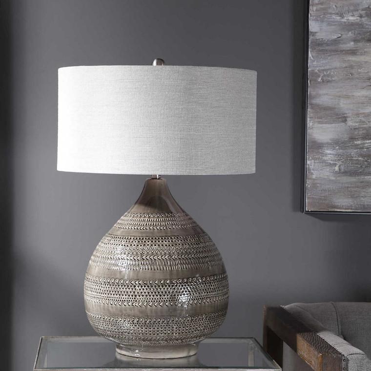 Batova Grand Table Lamp - Size: 77H x 53W x 53D (cm)