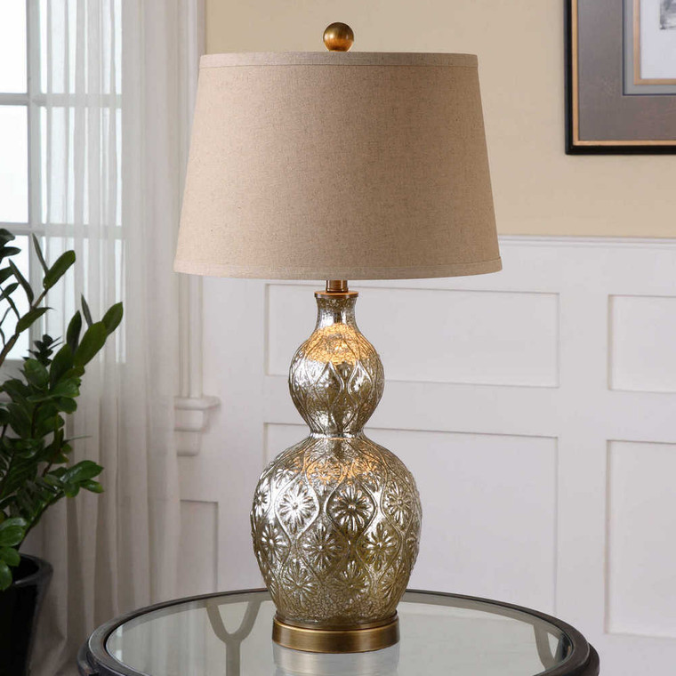 Diondra Table Lamp Set/2 - Size: 73H x 38W x 38D (cm)