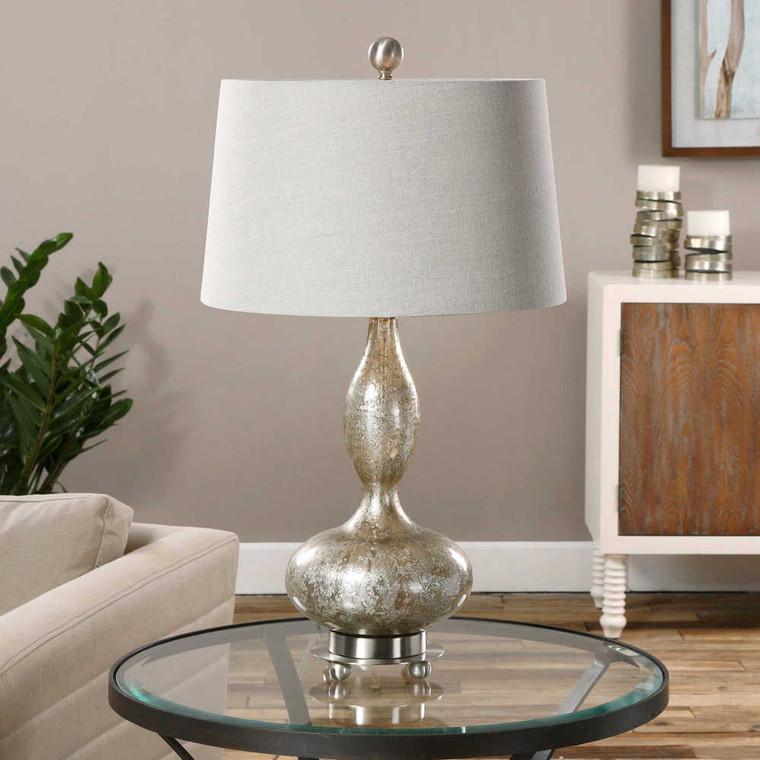 Vercana Table Lamp Set/2 - Size: 72H x 41W x 25D (cm)