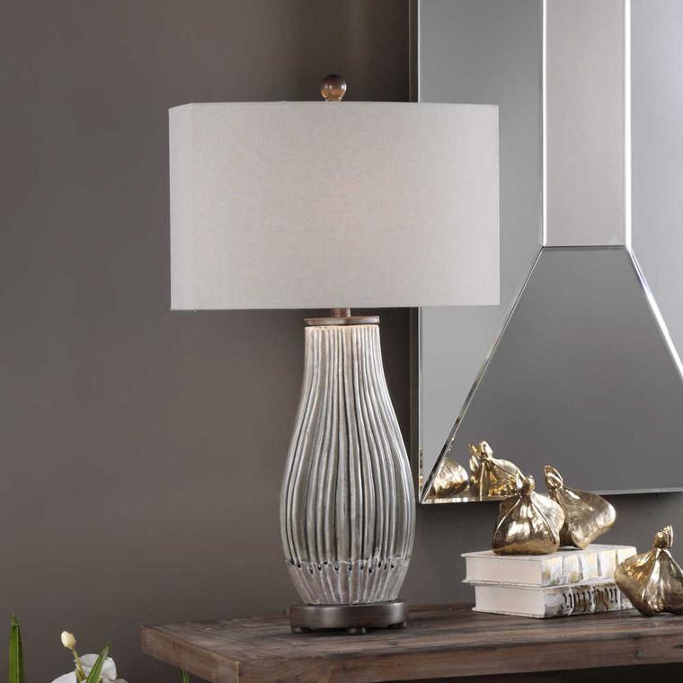 Katerini Table Lamp Set/2 - Size: 77H x 43W x 23D (cm)