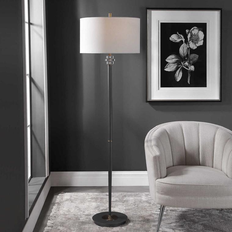 Magen Modern Floor Lamp - Size: 177H x 51W x 51D (cm)
