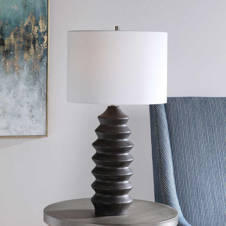 Mendocino Modern Table Lamp - Size: 76H x 41W x 41D (cm)