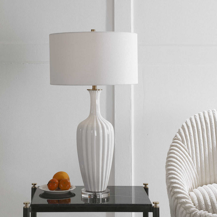 Strauss Table Lamp - Size: 80H x 43W x 43D (cm)