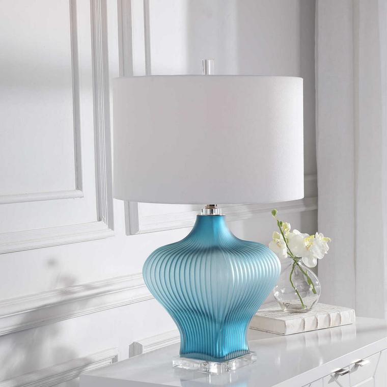 Marjorie Table Lamp - Size: 66H x 41W x 41D (cm)