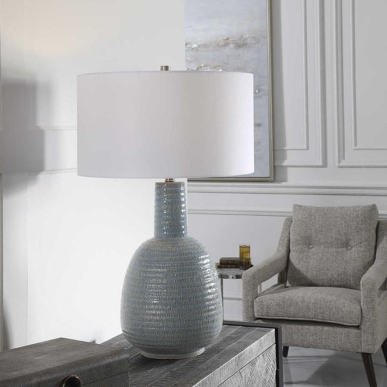 Delta Table Lamp - Size: 72H x 46W x 46D (cm)