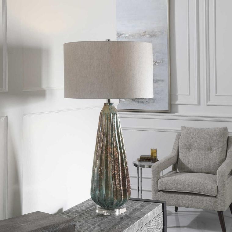 Mondrian Table Lamp - Size: 81H x 43W x 43D (cm)
