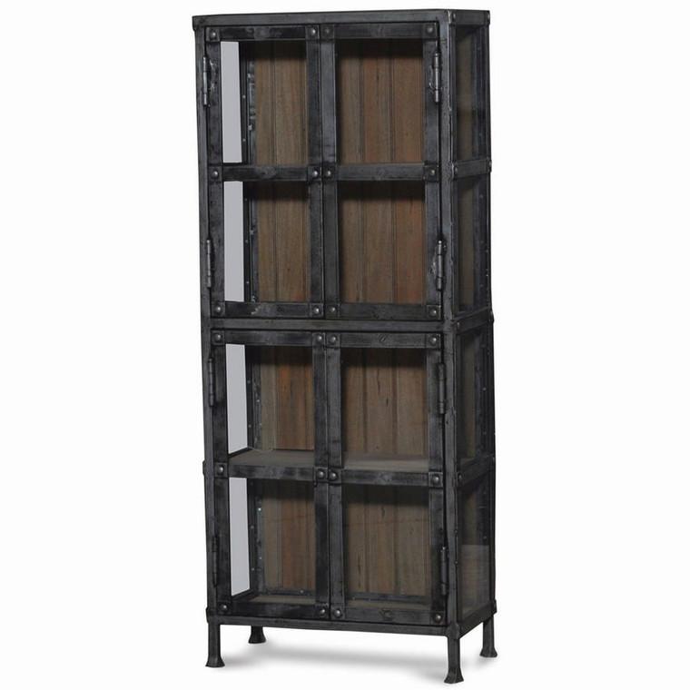 Urban Narrow Cabinet - Size: 152H x 61W x 33D (cm)
