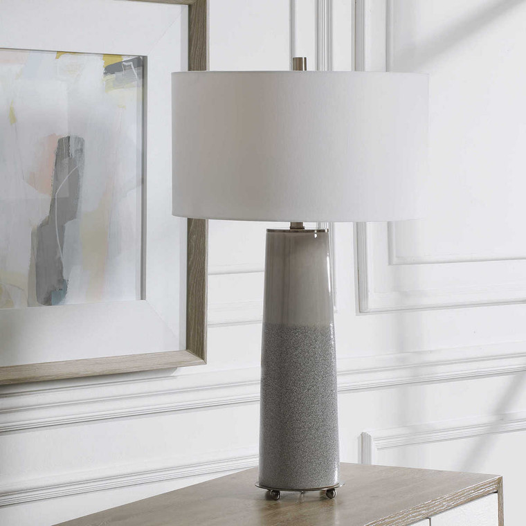 Abdel Table Lamp - Size: 78H x 43W x 43D (cm)