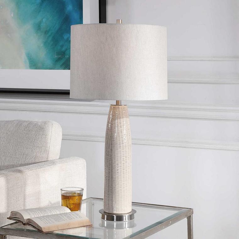 Delgado Table Lamp - Size: 69H x 36W x 36D (cm)