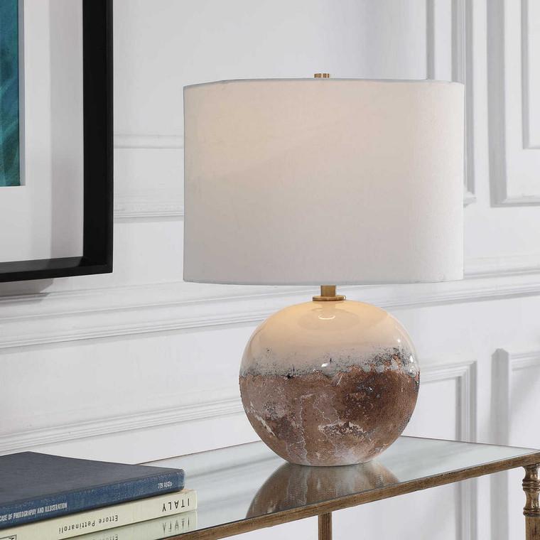 Durango Accent Lamp - Size: 46H x 33W x 33D (cm)