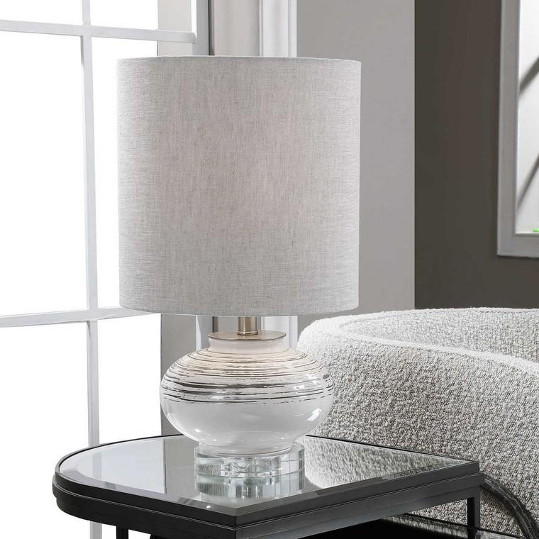 Lenta Accent Lamp - Size: 57H x 30W x 30D (cm)