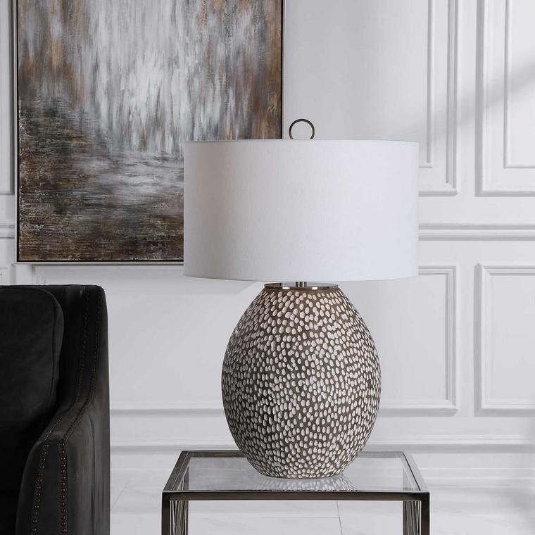 Cyprien Table Lamp - Size: 69H x 46W x 46D (cm)