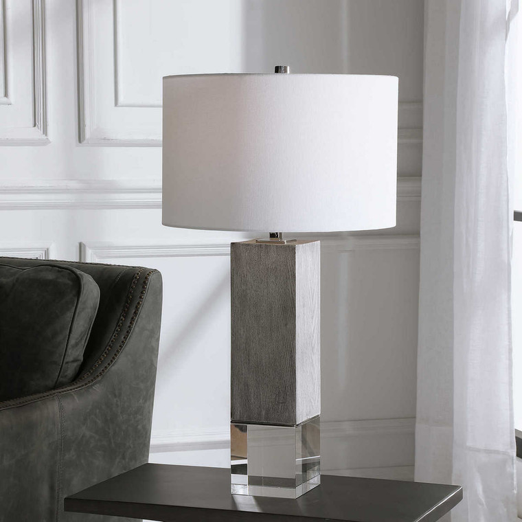 Cordata Table Lamp - Size: 72H x 41W x 41D (cm)