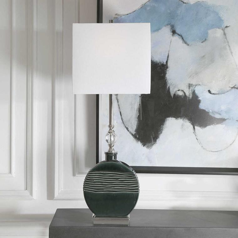 Recina Buffet Lamp - Size: 82H x 30W x 20D (cm)