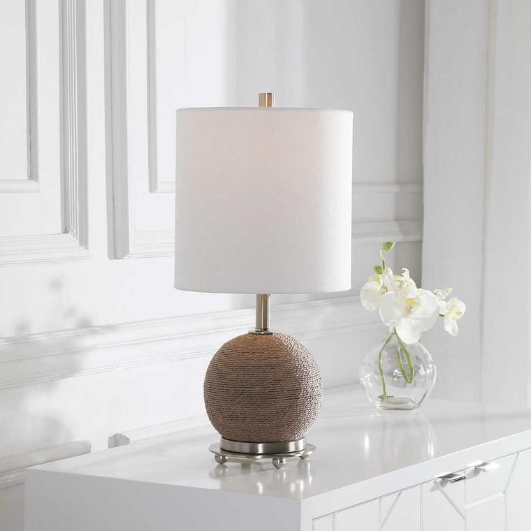 Captiva Accent Lamp - Size: 48H x 23W x 23D (cm)