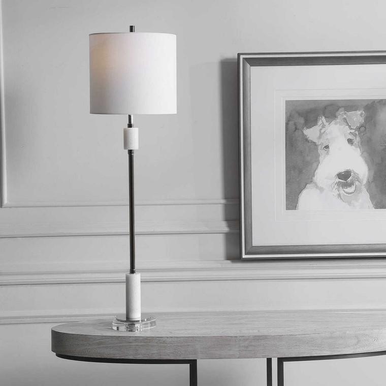 Sussex Buffet Lamp - Size: 89H x 25W x 25D (cm)