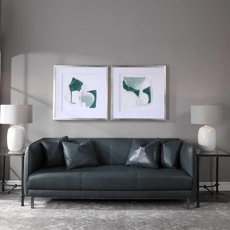 Idlewild Framed Prints Set/2 - Size: 84H x 84W x 6D (cm)