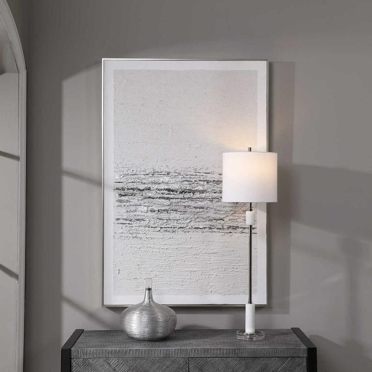 Stardust Hand Painted Modern Art - Size: 122H x 82W x 6D (cm)