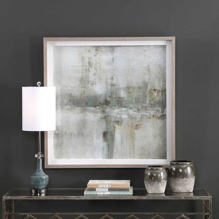 Essence Framed Print - Size: 103H x 103W x 8D (cm)