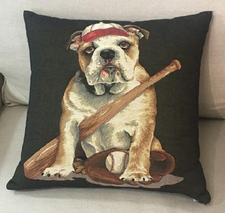 Sporting Dog Baseball Cushion