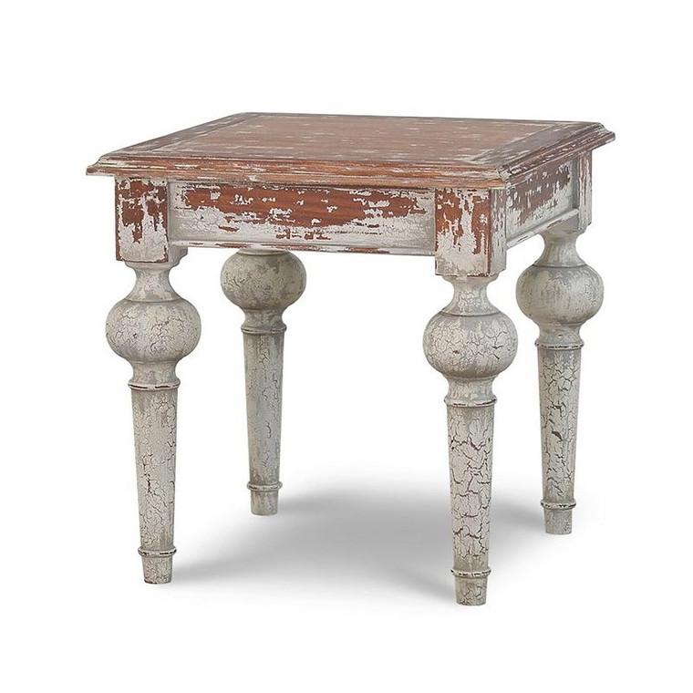 Colmar Side Table - Size: 62H x 61W x 61D (cm)