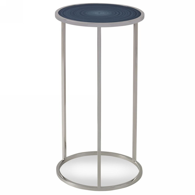 Whirl Round Drink Table - Size: 58H x 30W x 30D (cm)