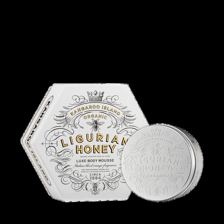 Ligurian Honey Luxe Body Mousse 150ml
