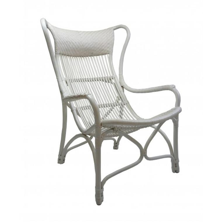 Como Lounge Chair Hamptons Coastal Style
