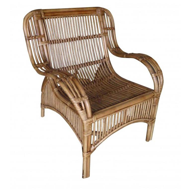 Alfresco Arm Chair - Dark Distressed Baltic